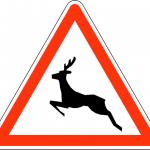panneau faune sauvage