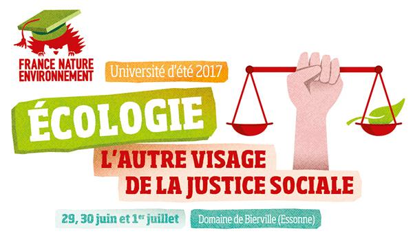 Université d'été 2017 de France Nature Environnement : inscrivez-vous !