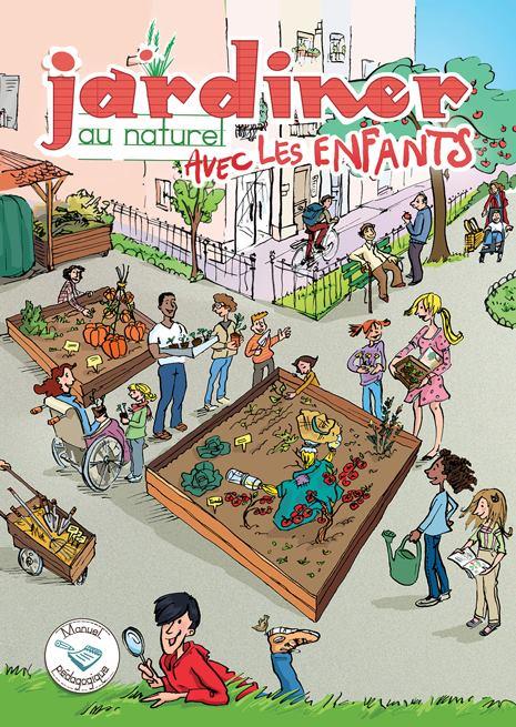 Jardiner au naturel avec les enfants