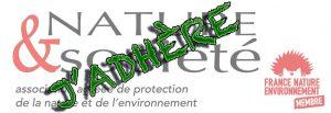 Nature & Société adherer