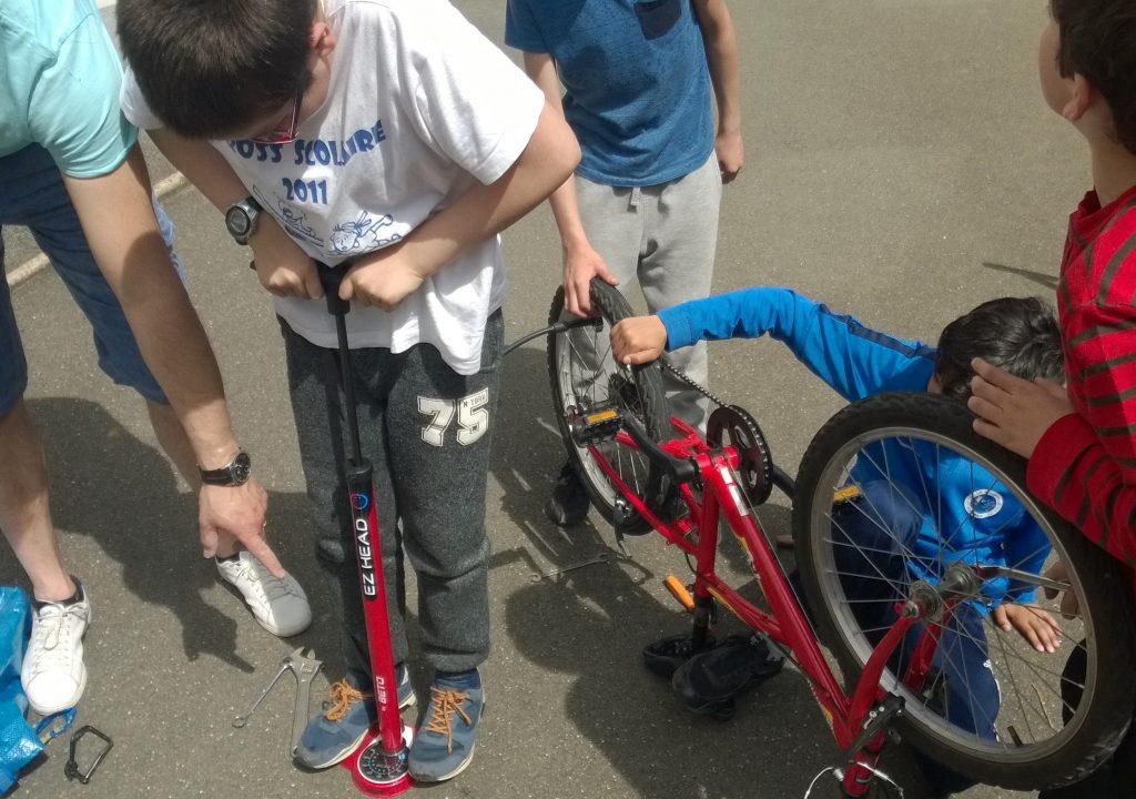 Atelier réparation vélos (2)