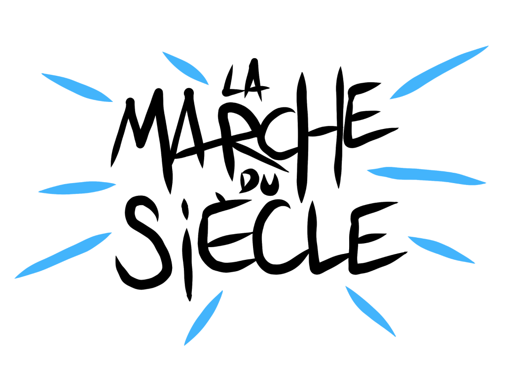 Logo La Marche du Siècle