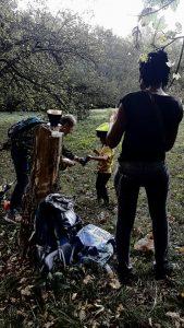 Sur la Tégéval : Balade grignotée @ Maison de la Nature - Ile de Loisirs