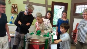 Apiday's @ Maison de la Nature - Ile de Loisirs