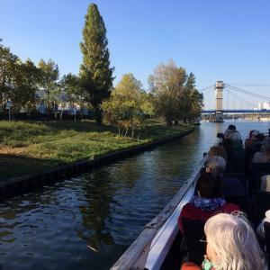 Croisière développement durable sur la Seine amont @ Choisy-le-Roi